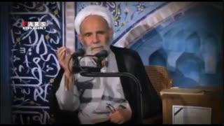 توصیه ی  حاج آقا مجتبی تهرانی درباره شب آخر ماه مبارک رمضان