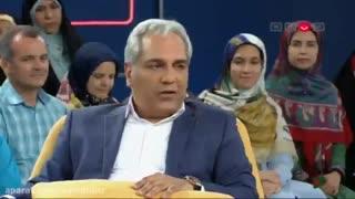کلیپ جناب خان با مهران  مدیری  در برنامه خندوانه