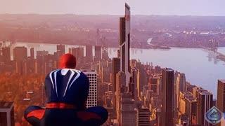 رونمایی از نقشه بازی Spider-Man