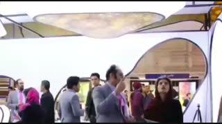 حضور قدرتمند گروه صنعتی لابل در نمایشگاه میدکس 96
