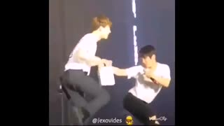 EXO MOMENTS FUNNY IN CONCERTS
