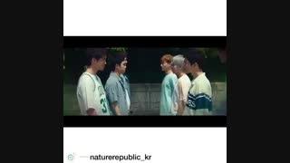 -exo-Nature Republic -تبلیغ جدید اکسو