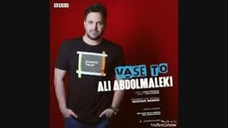 آهنگ جدید علی عبد المالکی ( واسه تو )
