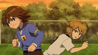 انیمه ی اینازوماالون - inazuma eleven قسمت 86