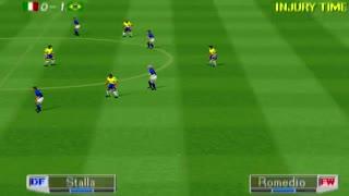 بازی فوتبال 98 پلی استیشن 1