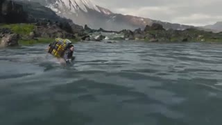 تیزر و گیم پلیر بازی Death Stranding (E3 2018)