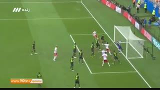 خلاصه جام جهانی: دانمارک ۱-۱ استرالیا