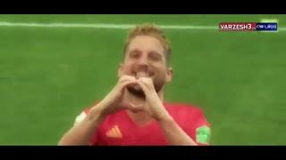 بهترین گلهای مرحله اول جام جهانی 2018