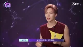 اجرا Move از Taemin عضو Shinee در برنامه The Call - پیشنهادی