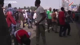 انفجار خونین در گردهمایی نخست وزیر اتیوپی با ۸۳ زخمی