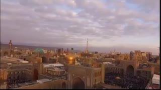 آواهای رضوی ایران زمین - نوای ترکمنی «عاشورگلدی برزین»