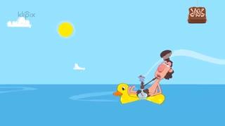 مجموعه انیمیشن گاگولا - خاطرات شمال