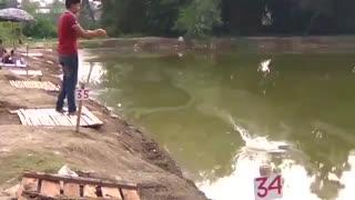 فیلم مستند ماهیگیری کپور