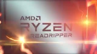 شهرسخت افزار: تیزر پردازنده های AMD Threadripper 2