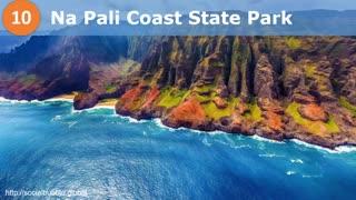 15 مکان دیدنی  هاوایی