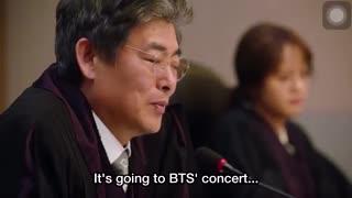 وقتی تو سریال Miss Hammurabi 2018 حرف از BTS میشه