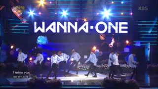 اجرا Beautiful از Wanna One