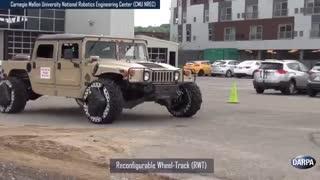 نسل جدی خودروهای نظامی آمریکایی
