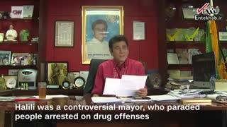فیلم/ شهردار جنجالی در فیلیپین، مقابل دوربینهای خبرنگاران ترور شد