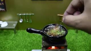 آشپزی مینیاتوری