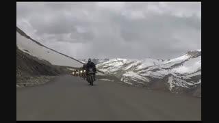 Enfield Riders در بمبئی هند