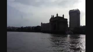 موقعیت زیبا و منحصربهفرد این بنا در بمبئی