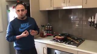 آموزش زرشک پلو به سبک رستورانی - جواد جوادی