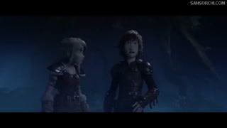 دانلود انیمیشن اژدها سواران 3 How to Train Your Dragon 3 2019 سانسور شده توسط سانسورچی
