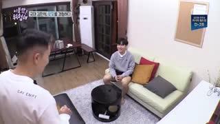 برنامه بیرون پتو خطرناکه 2018 با حضور Xiu Min عضو EXO و Kang Daniel عضو Wanna One فصل دوم قسمت ششم - [ با زیرنویس فارسی ]