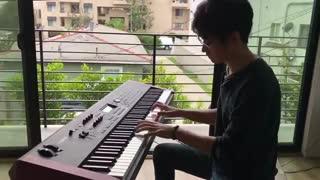 کاور آهنگ New Rules از Dau Lips با پیانو توسط Tony Ann - پیشنهادی