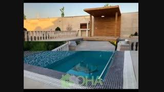 1020متر باغ ویلا در شهرک ویلایی شهریار