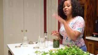 روغن نعناع را در منزل تهیه کنید | آموزش اسپری برای تقویت مو | عطاری السا