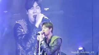 """*~اجرای آهنگ """"ترانه ای برای تو"""" از لی مین هو~*"""