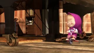 کارتون روسی ماشا و خرس Masha and The Bear