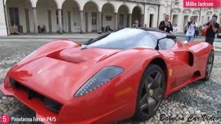 گرانقیمت ترین خودروهای جهان