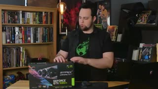 معرفی کارت گرافیک Geforce GTX 1080 Ti STRIX
