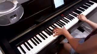 کاور پیانو آهنگ Baby Dont Cry  از EXO