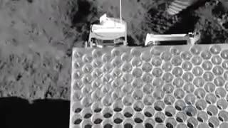 آزمایش بازتاب نور لیزر از ماه توسط رترورفلکتورهای باقی مانده از سفر انسان به ماه