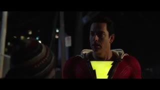 اولین تریلر رسمی فیلم سینمایی Shazam