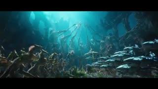 اولین تریلر فیلم Aquaman