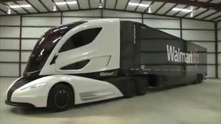 کامیون های آینده را اکنون ببینید
