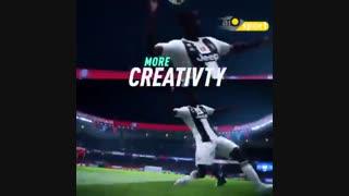 رونمایی کمپانی EAsports از اولین تریلر بازی فیفا ۱۹