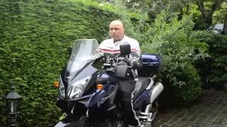 آموزش موتورسواری قسمت ۴ روش صحیح نشستن روی موتور