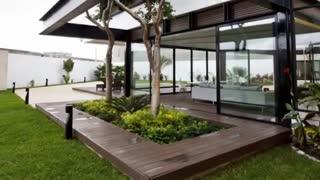 طراحی معماری مدرن مکزیکی