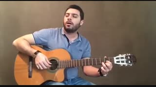 آموزش گیتار: جلسه ۱۳ قسمت ۳، آهنگ بیا برگرد