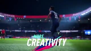 ویدئوی گیم پلی جدید از بازی FIFA 19