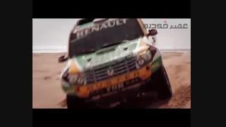 عملکرد رنو داستر ۴WD در رالی داکار