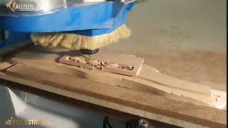 دستگاه CNC برش صفحه چوب