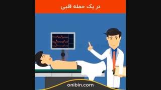 علائم حمله قلبی و سکته مغزی چیست؟ - آنی بین