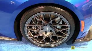 ویدیو معرفی شورولت کامارو اس اس  با تیونینگ اندرسون کامپوزیت (Chevrolet Camaro SS)